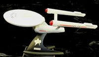 Star Trek 25th Anniversary Edition: Starship USS Enterprise NCC-1701 - Franklin Mint